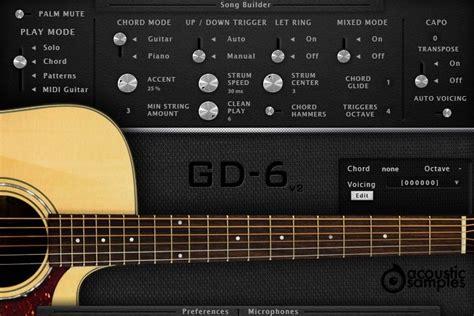 best acoustic guitar vst acoustic guitar sound sles free filterpid