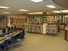 Show Homes Interiors ft vancouver high school library media center 03 flickr