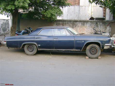 chevrolet impala price in india a 1966 lhd original chevrolet impala team bhp