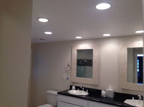 bathroom ceiling lighting bathrooms plus a guide to layered bathroom lighting for optimum illumination ideas 4 homes