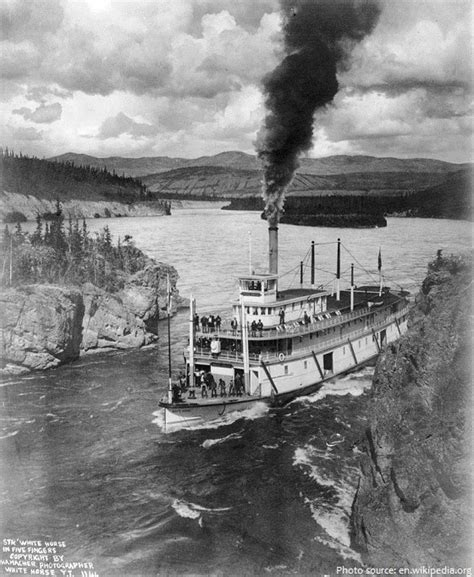 usa early 1900 to 1060 3 interesting facts about the yukon river just facts