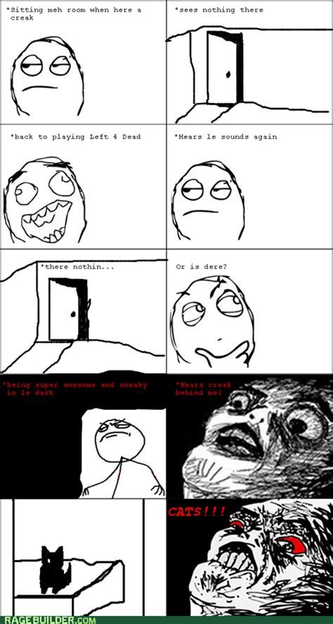 cat rage room rage comic cats by tobyz711 on deviantart
