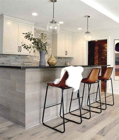 contemporary stools for kitchen island thediapercake home trend black and white kitchen with tolix marais counter stools