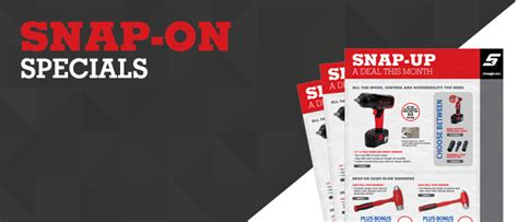 Snap On Tools Gift Card - snap on australia specials