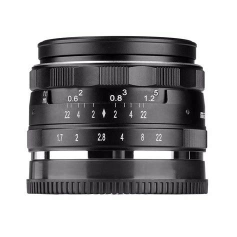 Meike Lens 35mm F 1 7 For Fujifilm meike 35mm f 1 7 objektiv lens za fujifilm x