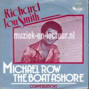michael row the boat ashore querfl te michael row the boat ashore conversations richard jon