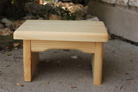 diy folding wooden stool plans   built