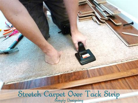 can you install carpet on steps witout tack strips installing laminate flooring finishing trim and choosing