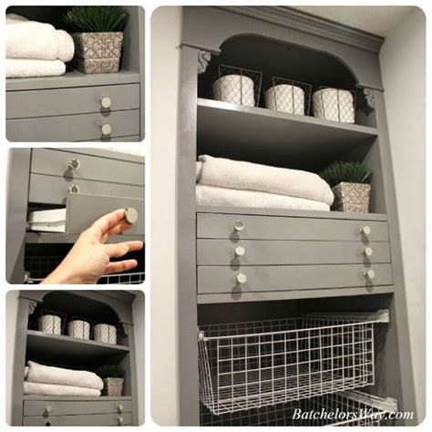 Linen Closet Drawers by 15 Tips And Tricks For Organizing Your Linen Closet
