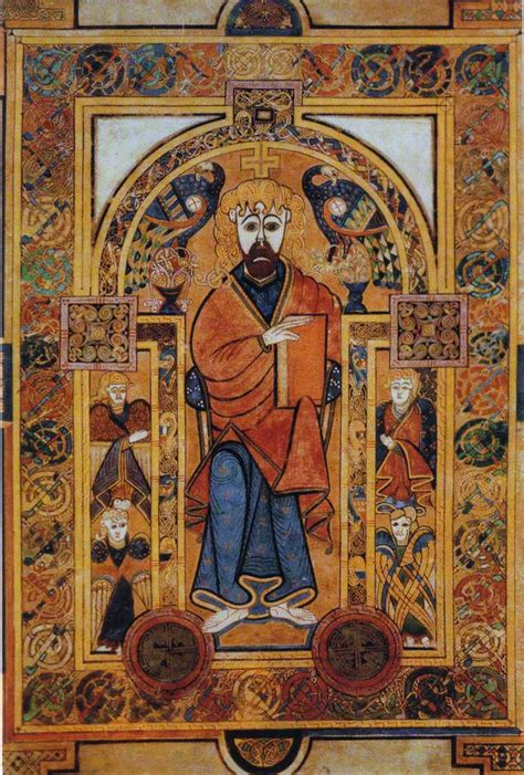 pictures of the book of kells apprentice with the masters class uncial of