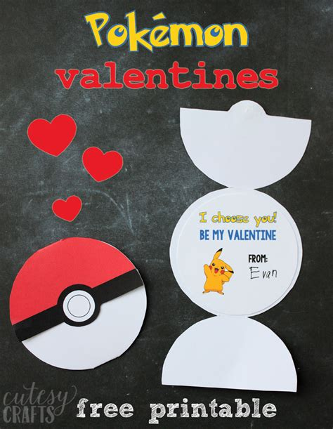 how many valentines were there free printable valentines for cutesy crafts