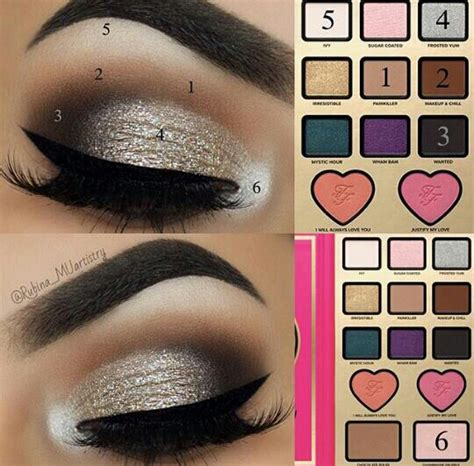 5 New Eyeshadow Palettes To Try by Palettes Makeup Looks To Try Musely