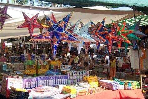 map usa flea market goa best place to shopping in goa market