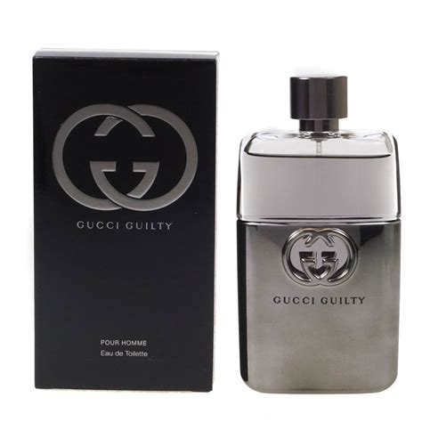 Parfum Original Gucci Guilty For Edt 90ml Tester gucci guilty pour homme 90ml eau de toilette edt fragrance spray for ebay
