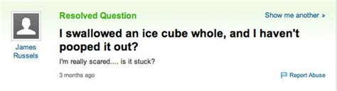 Worst Or Question 27 Hilariously Dumb Yahoo Questions That Will Make You Cringe 9 Is The Worst Lol