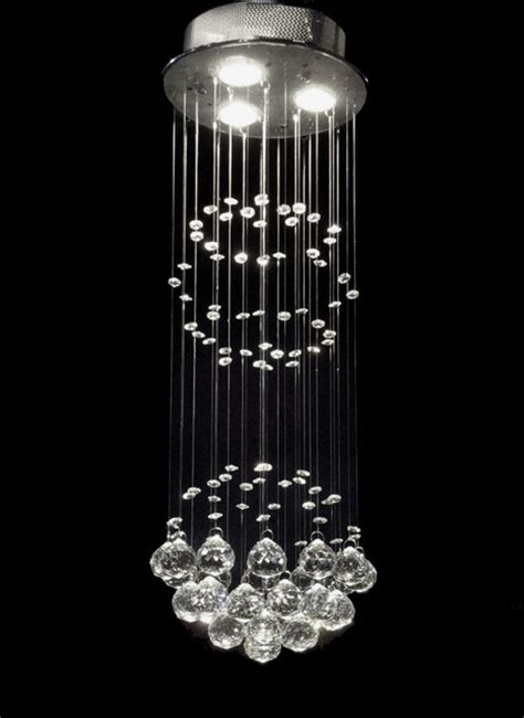 Raindrop Chandelier Crystals Raindrop Crystal Chandelier Contemporary Chandeliers