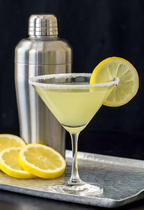 lemon drop martini pictures   images