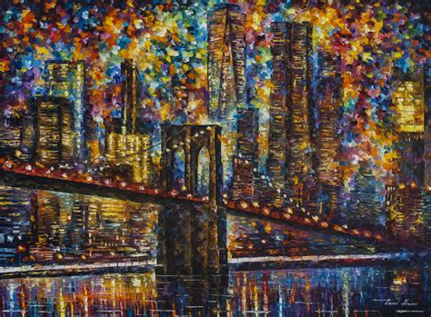 paint nite nyc promo code new york palette knife painting on canvas by