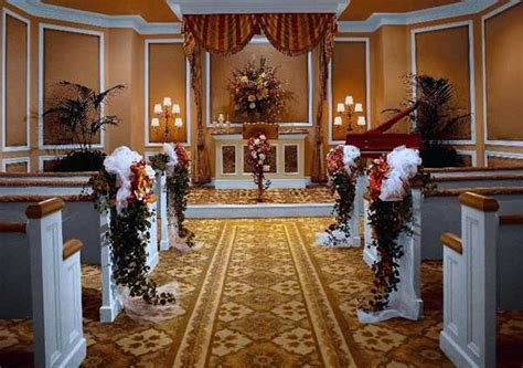 Top 10 Wedding Chapels in Las Vegas   Las Vegas Hotels