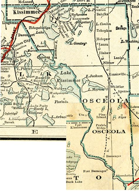 Osceola County Fl Search Osceola County 1917