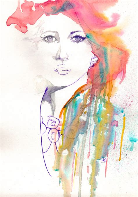 fashionillustrators deviantart skine fashion illustration by likeabalalaika on deviantart