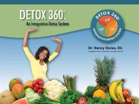 Detox 360 Integrative Detox System by 21 Day Detox Diet For Weight Loss Cookingtoday