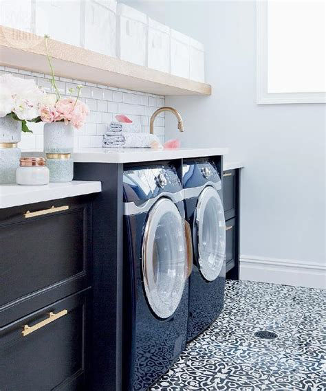 Black Laundry White And Black Laundry Room With Gypsy Black And White