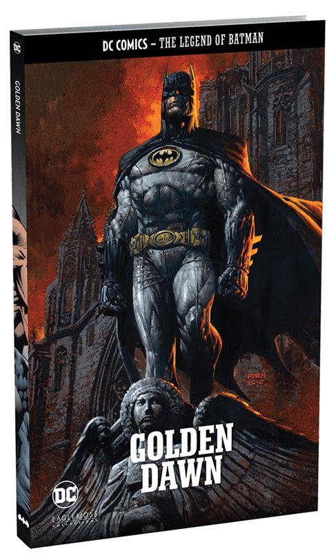 Batman Vol 9 Bloom Dc Graphic Novel Ebooke Book dc comics the legend of batman comic heroes eaglemoss