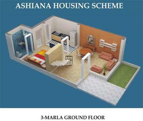 home naksha design online ashiana housing 2 3 marla houses layout plans or