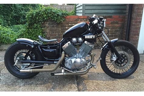 Yamaha Motorrad Virago by Shed Built Quot His Only Request Was That He Wanted A Hard