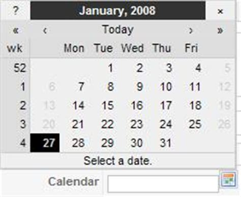 P Calendar Documentation Joomla Kalender My