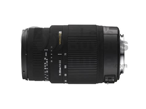 Sigma 70 300mm Os sigma 70 300mm f 4 5 6 dg os lens reviews specification