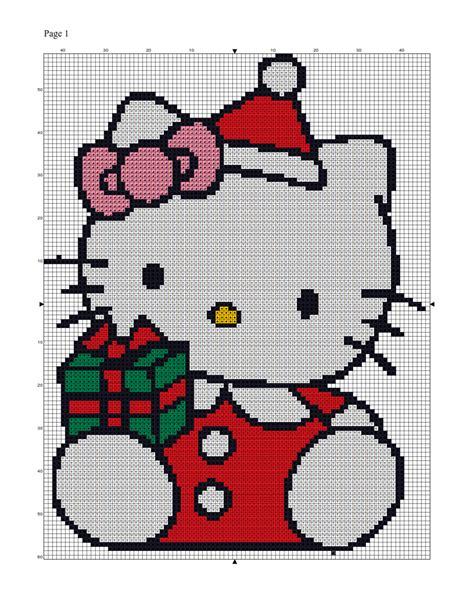 hello kitty cross stitch 43 best hello kitty cross stitch images on pinterest