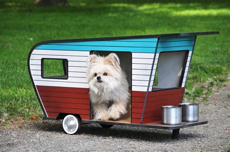 dog house trailer pet trailers by judson beaumont dog milk