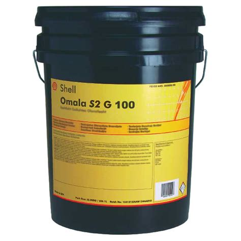 Mobil Atf 220 Pail shell omala s2 g 100 5 gallon pail comolube