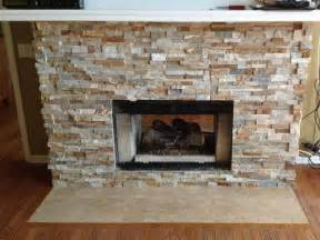 How To Install A Glass Tile Backsplash In The Kitchen installing fireplace tile surround can be messy do it