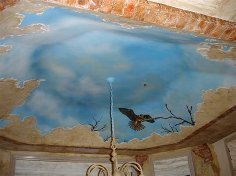 Sky Painting On Ceiling by Skywoods Decorative Painting Faux Finishing Murals Az