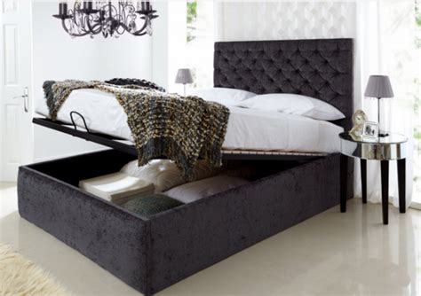king size ottoman storage bed 6 king size bed frames for your bedroom