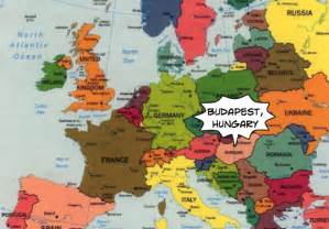 Hungary World Map by New Hungarian Constitution Leads The Way Mundabor S Blog