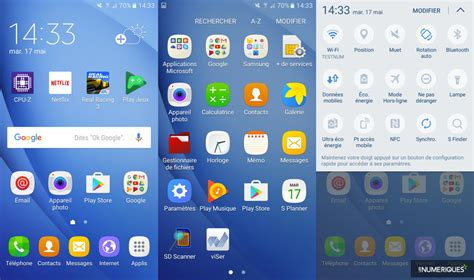 themes samsung j7 2016 samsung galaxy j7 2016 test complet smartphone les