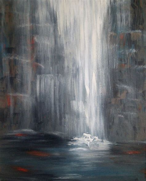acrylic painting waterfalls 1000 images about waterfalls on acrylics