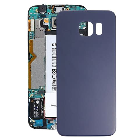 S6 Samsung Battery Replacement For Samsung Galaxy S6 G920 Battery Back Cover Blue Alexnld