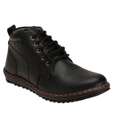 black casual shoes for spiky black casual shoes price in india buy spiky black