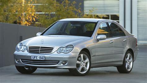 Kompressor Mercedes by Mercedes C200 Kompressor 2005 Review Carsguide