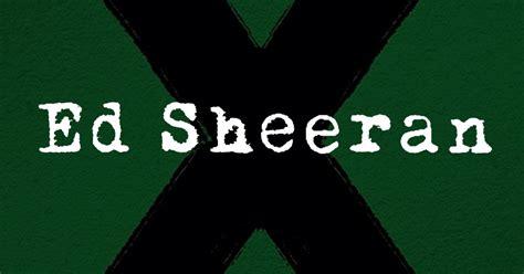 ed sheeran logo ed sheeran dcoe designs