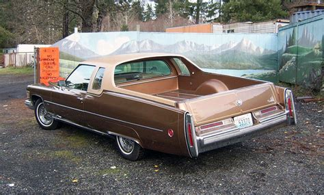 How Much Are Cadillac Converters Worth by This 1976 Cadillac Mirage Is The Escalade S Grand