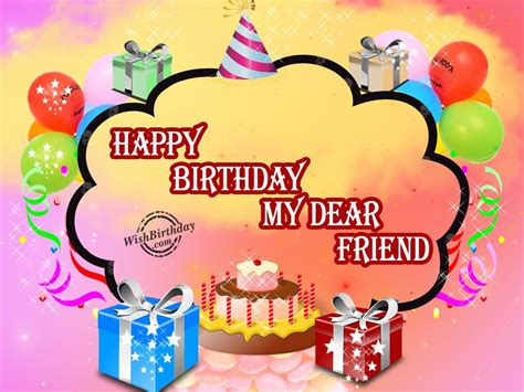 happy birthday  dear friend pictures   images  facebook tumblr pinterest