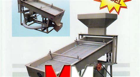 mesin pemisah menir beras margosari mesin