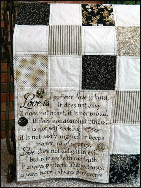 9 best images about quilts with scripture on