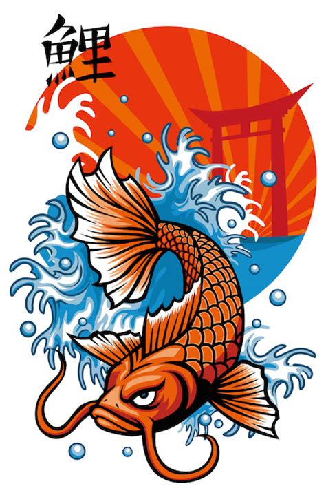 what does a koi fish tattoo mean koi fish meaning tattoos with meaning